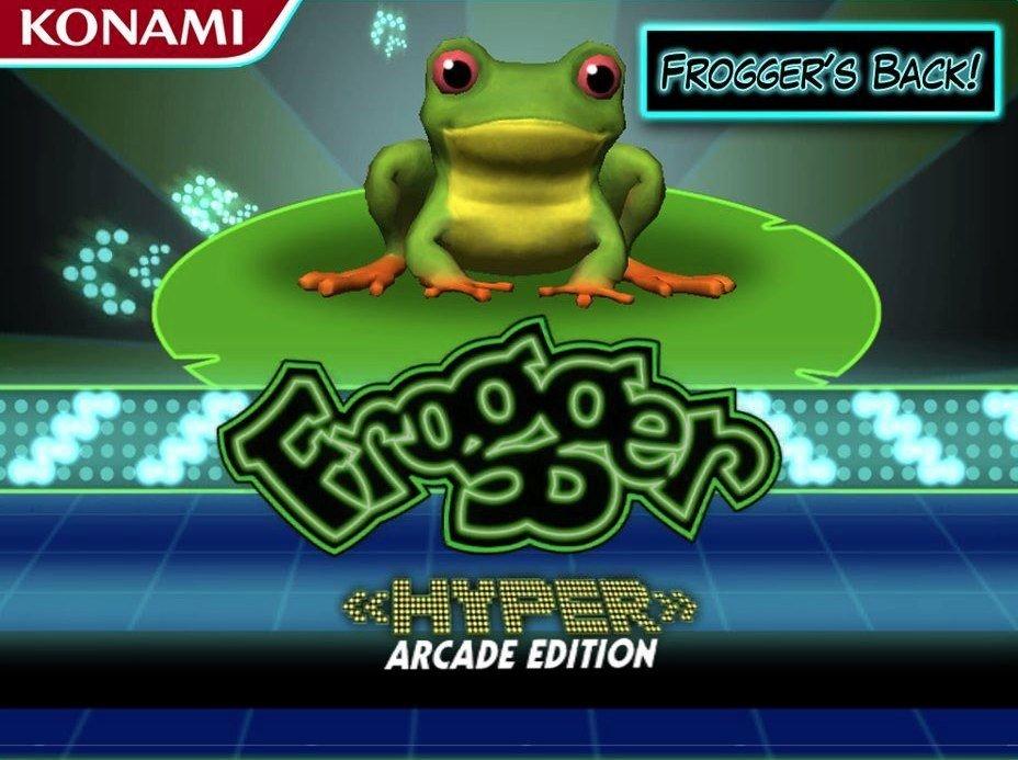 frogger-