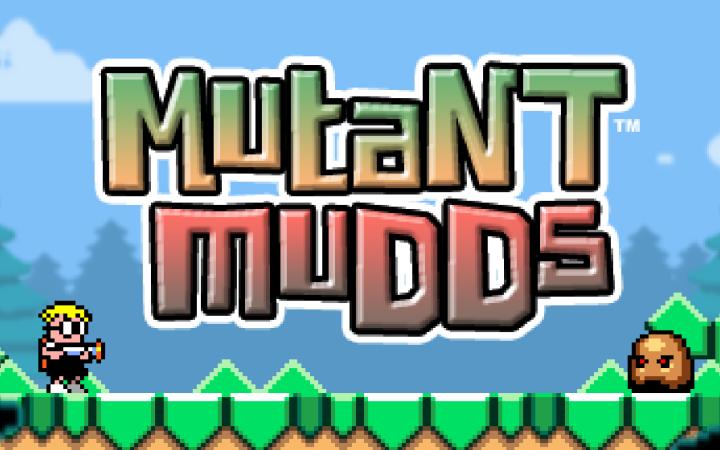 Mutant Mudds header