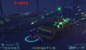 XCOM Enemy Unknown Battle Scene