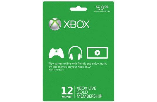 Free Xbox Live Codes 2014