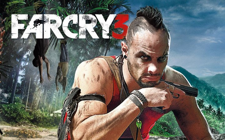 Far Cry 3 Review Logo