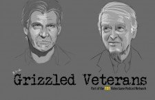 Grizzled Veterans Podcast EP14 – Slice and Dice and The PS4 Announcement Aftermath