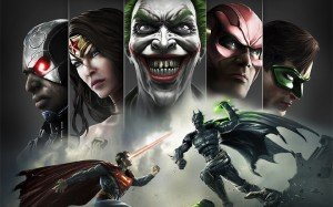 Two new characters were announced today for Injustice: Gods Among Us ...