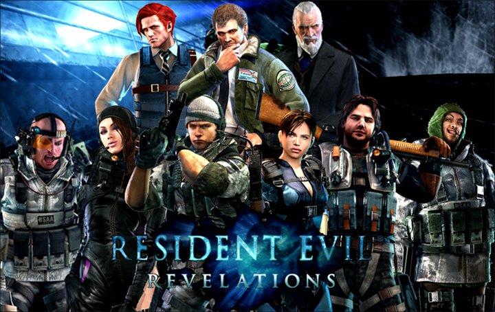 Resident Eveil Revelations