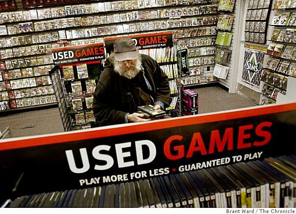 used-video-games