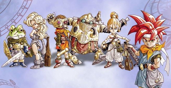 Chrono-Trigger-Characters