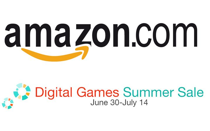 amazon digital games summer sale