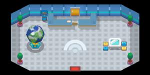 'Pokémon' - GTS Interior