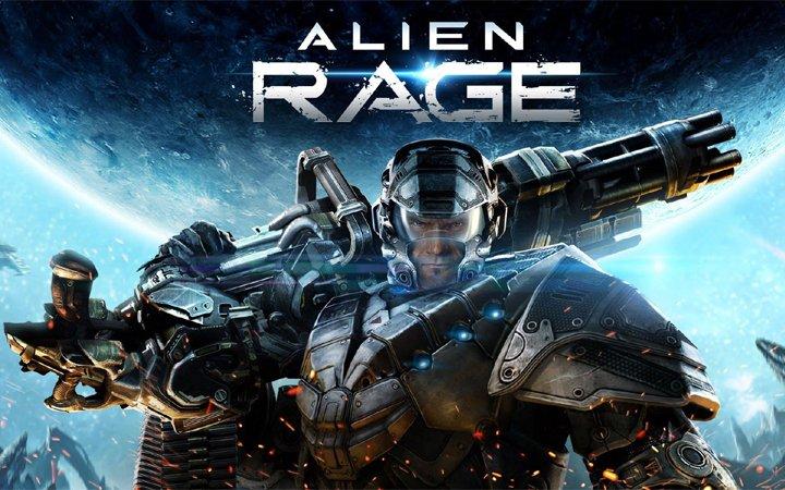 alien rage psn xbla pc game