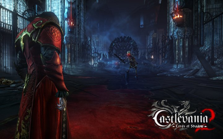 castlevania lords of shadow 2 dracula screenshot