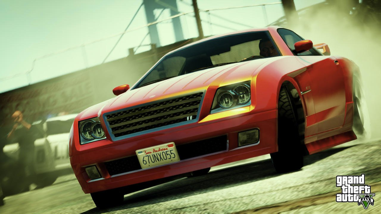 Grand Theft Auto 5 - Awesome Sports Car