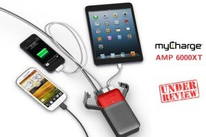 myCharge AMP6000XT review