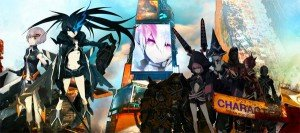Black Rock Shooter  music and voice acting