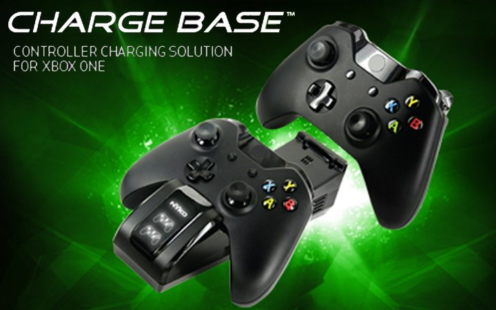nyko charge base xbox one featured