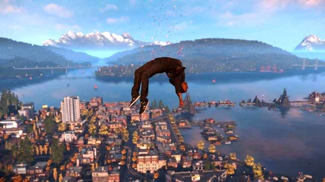 infamous second son environment on the ps4