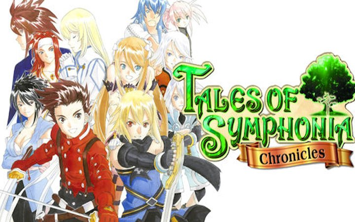 tales of symphonia chronicles header