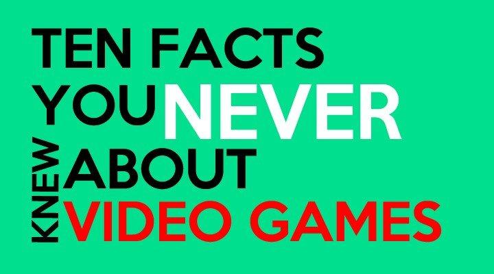 factsvideogames