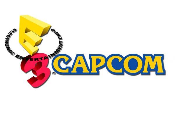 capcom e3 lineup