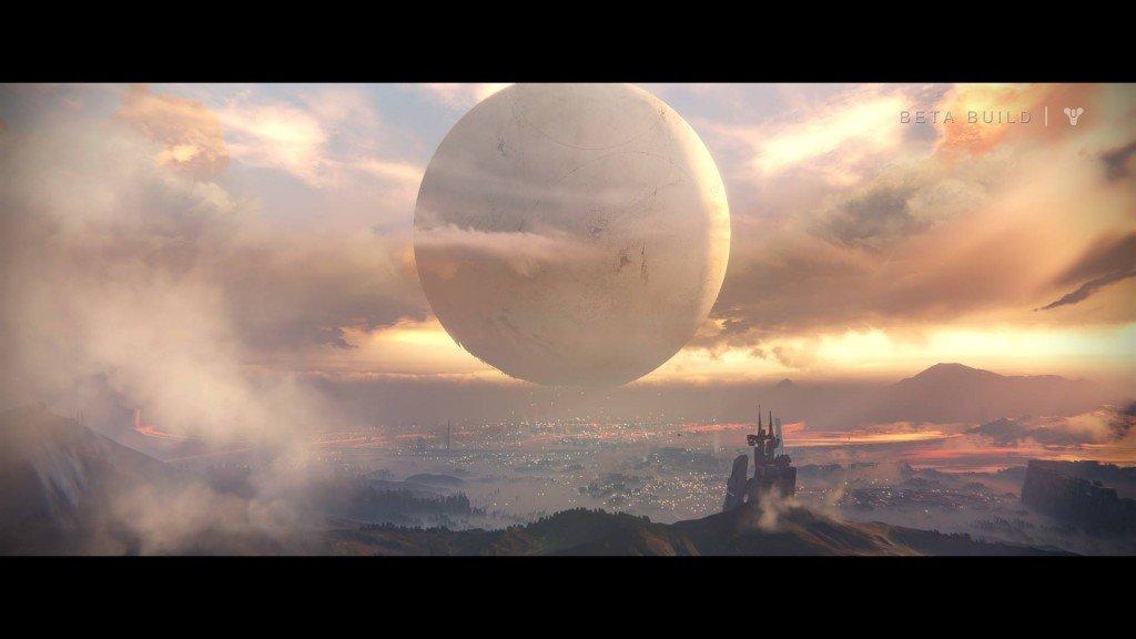 destiny beta the traveler