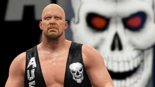 Austin WWE 2K16